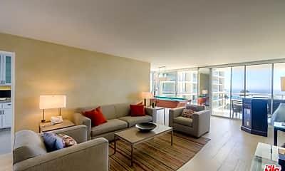 Living Room, 201 Ocean Ave 904P, 0