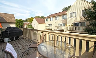 Patio / Deck, 18599 W Sterling Ct, 2