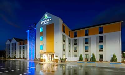 Building, Uptown Suites- Concord, 0