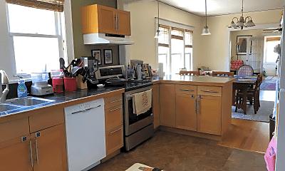 Kitchen, 30 Portland Pl, 1