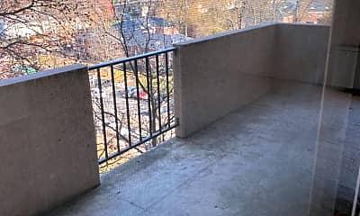 Patio / Deck, 4141 N Henderson Rd 704, 2