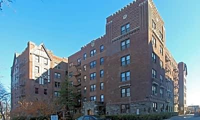 Building, 3 Sherwood Terrace, 1