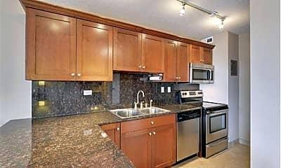 Kitchen, 15 N 1st St A1408, 1