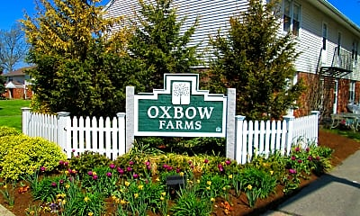 Community Signage, Oxbow Farms, 0
