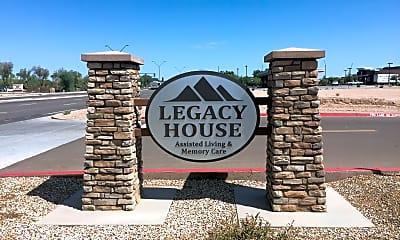 Legacy House of Avondale, 1