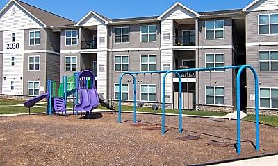 Playground, Brooks Edge, 1