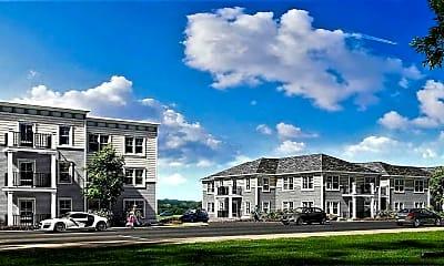Building, 415-417 Mather Apartments, 1