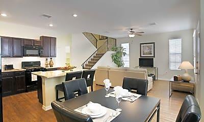Dining Room, Edgerock Townhouses, 0