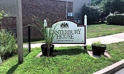 Canterbury House Apartments, 1
