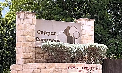 Copper Commons, 1