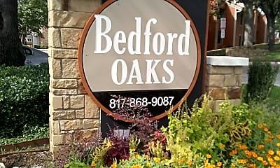 Bedford Oaks Apartments, 1