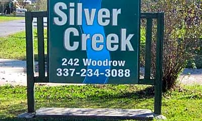 Landscaping, Silver Creek Apartments, 2
