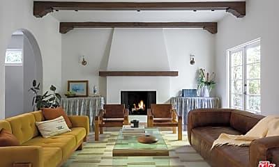 Living Room, 408 17th St, 1