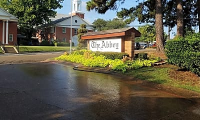 The Abbey Apartments, 1