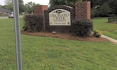 ORCHARD CREEK, 1