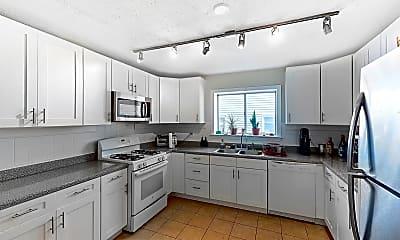Kitchen, 99 Marion Street, Unit 1, 1