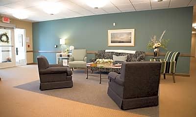 Living Room, Spring Leaf Place, 1