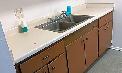 Kitchen, 805 N Court St, 1