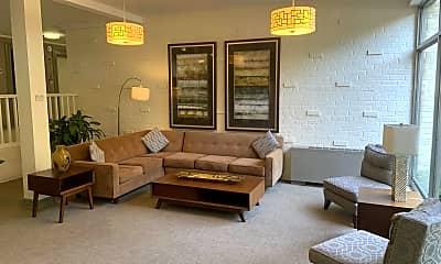 Living Room, 200 N Maple Ave 105, 1