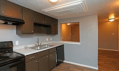 Kitchen, Westwood, 1