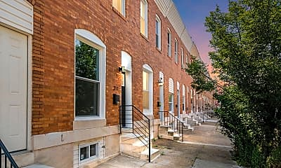 Building, 311 S Newkirk St, 0