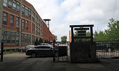 Milwaukee Park Lofts, 1