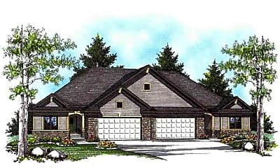Rendering, Barberry Cove, 2