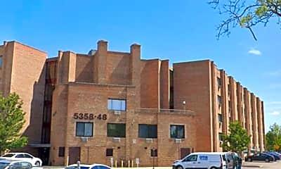 Building, 5358 N Cumberland Ave, 0