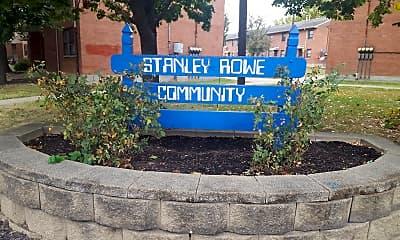 Stanley Rowe Towers, 1