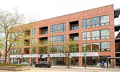 Building, 1023 N Ashland Ave 209, 0