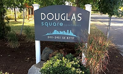 Douglas Square, 1