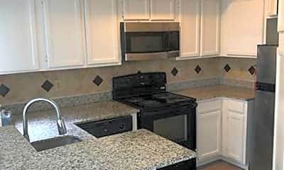 Kitchen, 9807 Walnut St 203, 1