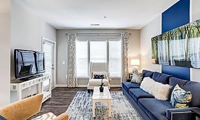 Living Room, Regent's Park, 1