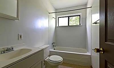 Bathroom, Northwest Village, 2