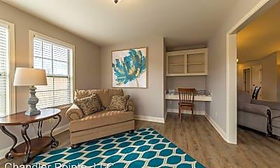 Living Room, 4021 W Palmetto St, 1