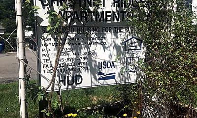 Chestnut Ridge Apartments, 1