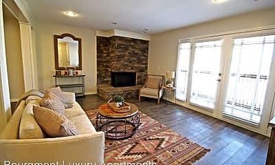Living Room, 4413 Jefferson St, 1