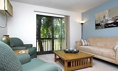 Living Room, Danford Creek, 1