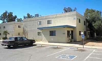 Building, Palo Verde Apartments, 0