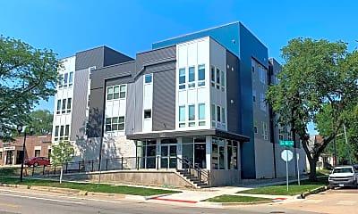 Building, 500 1st St SW, 1