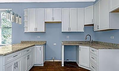 Kitchen, 827 W 50th Pl, 1