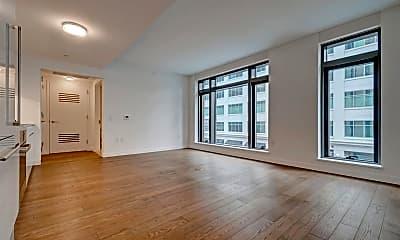 Living Room, 99 Hudson St 302, 1