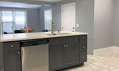 Kitchen, 1393 E 109th St, 2