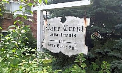 Lane Crest Apartments, 1