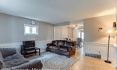 Living Room, 1755 Blair Ave, 1