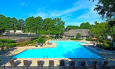Pool, Ivy Commons, 0