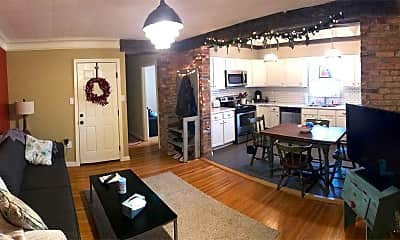 Living Room, 412 Wayne St, 0