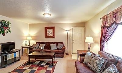 Living Room, Meadow Walk, 1