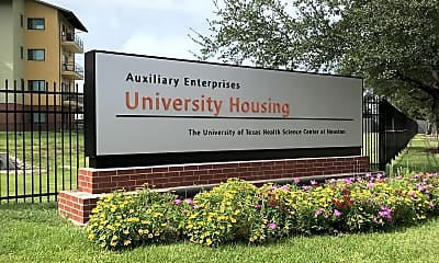 University Housing, 1