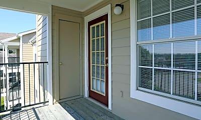 Patio / Deck, Timberwood Apartments, 2